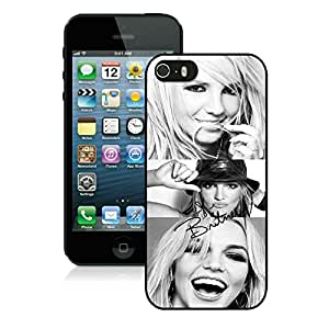 Genuine iPhone 5s Cover Case Britney Spears 1 Protective Phone Case For iPhone 5S 066