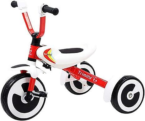 SHARESUN Triciclos para niños de 3-6 años de Edad, niños Plegables ...