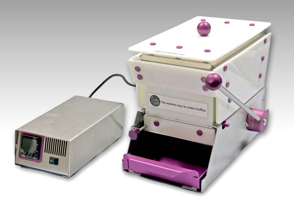 Truffly made Depositor, Candy maker machine, Dosing all liquids up to 320 Farenheight