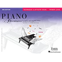 Primer Level - Technique & Artistry Book: Piano Adventures