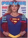 Prevue Magazine SUPERGIRL Helen Slater TINA TURNER Topless Melanie Griffith TOM SELLECK Stacy Keach RICHARD GERE February 1985 (Mediascene Prevue)