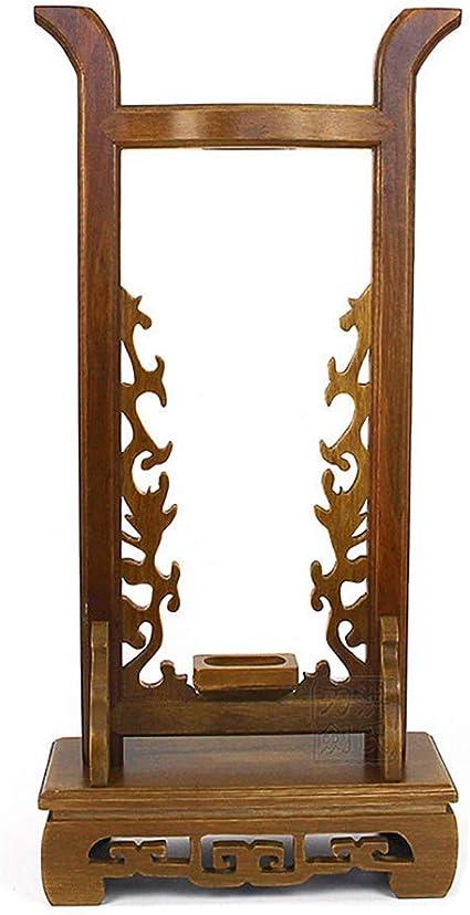 YANLIN Soporte Vertical para Espada de pie para Samurai Sword Katana, Soporte para Mesa de Espadas: Amazon.es: Hogar