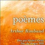 Arthur Rimbaud lu par Michel Vitold | Arthur Rimbaud