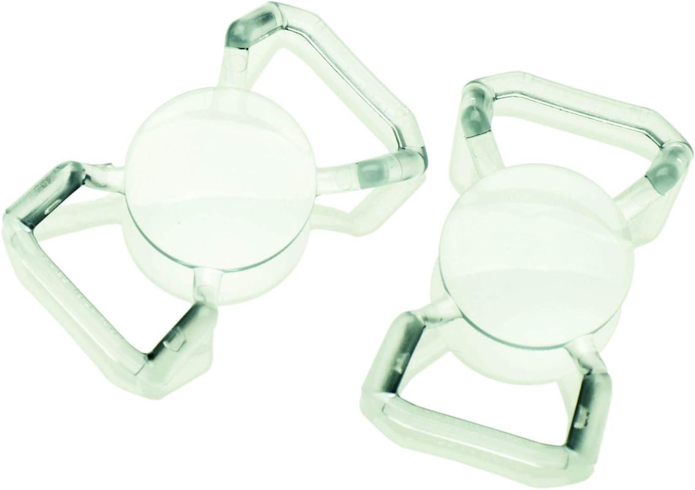 Suunto SS005501000 Pack de 2 Protectores para Pantalla, Unisex, Transparente, Talla Única
