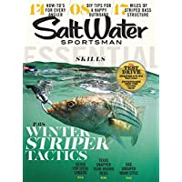1-Yr. Salt Water Sportsman Magazine