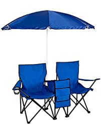 best choice products picnic double folding - Folding Table And Chairs