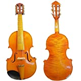 Russia Model SONG Concert Expanded Cubage 6 Strings 15'' Viola Great Sound #8883