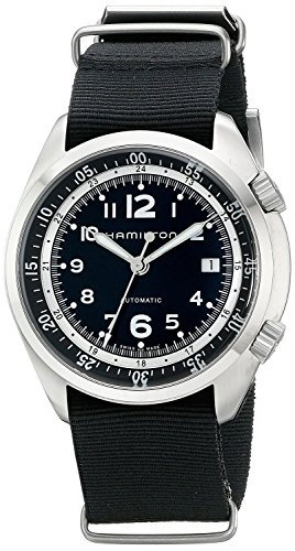 HAMILTON watch Khaki Pilot Pioneer Auto H76455933 Men's [regular imported goods]