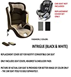 Best Chicco Car Seats Convertibles - Chicco Nextfit Convertible Car Seat - Replacement Parts Review
