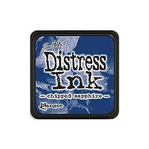 Tim Holtz Distress Mini Ink Pads - Chipped Sapphire