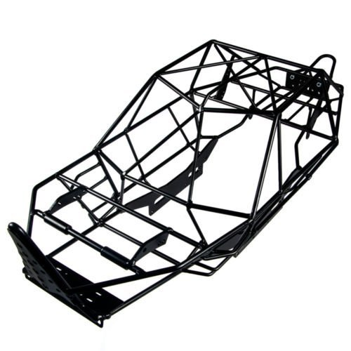 Benedict Harry RC 1/10 Metal Steel Frame Body Roll Cage for Axial Wraith AX90053 RR10 Crawler