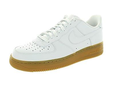 more photos 46ec7 257b6 Nike AIR FORCE 1 mens fashion-sneakers 488298-159 8 - WHITE GUM LIGHT