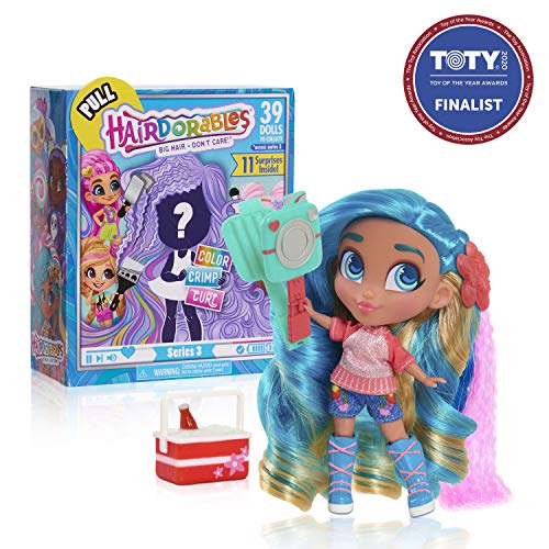Hairdorables - Collectible Surprise Dolls & Accessories: Series 3 (Styles May Vary)
