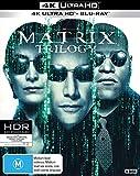 The Matrix Trilogy 4K UHD / Blu-ray | 9 Disc Set | NON-USA Format | Region B Import - Australia
