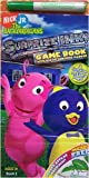 : Nick Jr The Backyardigans Surprise Ink Game Book with Clear Surprise Marker