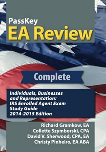 amazon com passkey ea review complete individuals businesses and rh amazon com ea exam study guide reviews enrolled agent exam study guide pdf