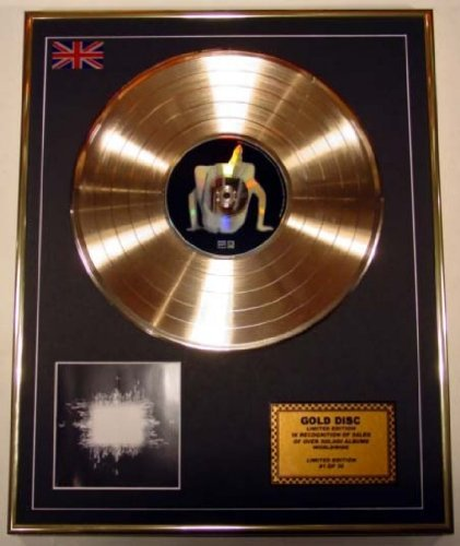 Tool/limited Edition/cd Gold Disc/album 'AENIMA'