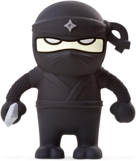 Bone Collection 16 GB Black Ninja Dual USB Drive (D14071BK)