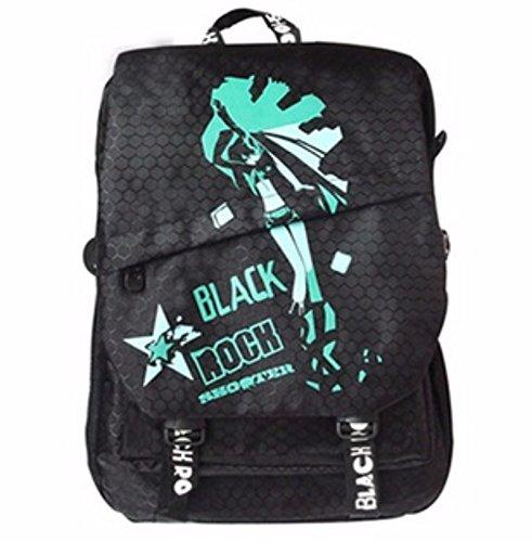 rare Schultertasche Tasche Shoulder Bag Rucksack reisetaschen Punk Rock Black Rock new