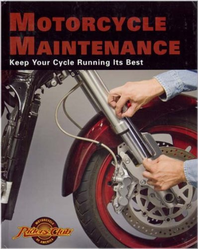 Motor Gift Motorcycle Running (Motorcycle Maintenance Keep Your Cycle Running Its Best)