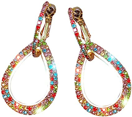 Creative Popular Bee Ear Stud Earrings Women Delicate Gift Vintage  Unique