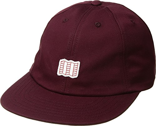 - Topo Designs Unisex Mini Map Hat Wine One Size
