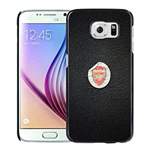 New Personalized Custom Designed For Samsung Galaxy S6 Phone Case For Arsenal Football Club Logo Sticker2 Phone Case Cover