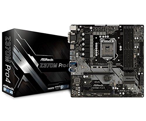 ASRock motherboard Motherboards Z370M PRO4 by ASRock