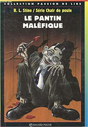 Amazon Fr Le Pantin Malefique R L Robert Lawrence