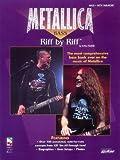 Metallica Bass Riff by Riff, Riff Bass Riff, 157560048X