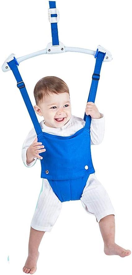 Bouncer Door Jumper Exercisers Kids Child security Safety Home Lightweight Frame