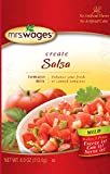 Mrs. Wages Create Salsa Tomato Mix, 4 Ounce (Pack of 12)