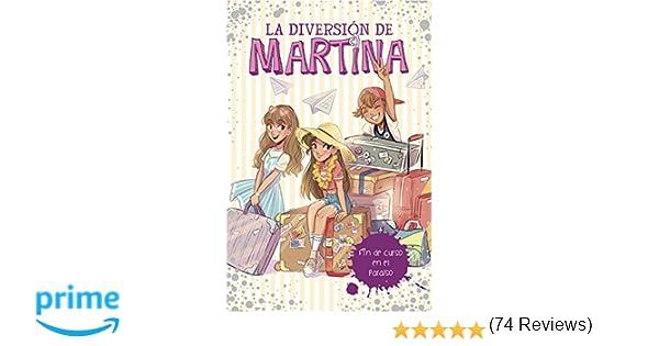 Fin de curso en el paraíso La diversión de Martina 4: Amazon ...