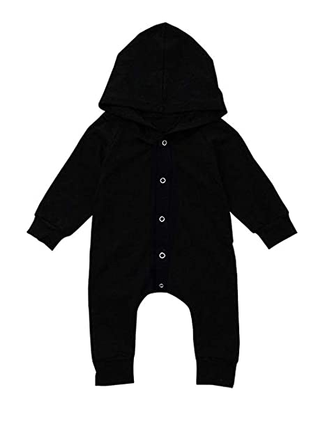0cd4f20263e6a Amazon.com: Walsoner Newborn Baby Boys Clothes Infant Long Sleeve ...