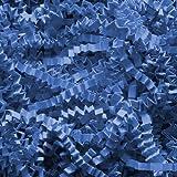 Easter Basket Paper Grass (Blue)-1.25oz
