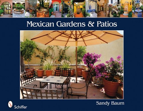 Cheap  Mexican Gardens & Patios