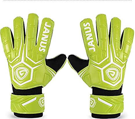 Amazon.com   Adult   Youth Soccer Goalkeeper Gloves with Pro ... 9f7846de58