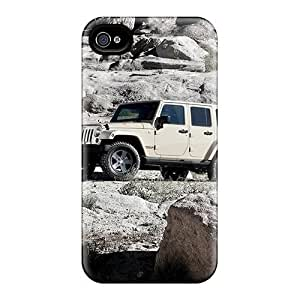 Iphone 4/4s Mgz12496hqxE Customized Fashion Jeep Wrangler Pictures Great Hard Cell-phone Cases -JohnPrimeauMaurice