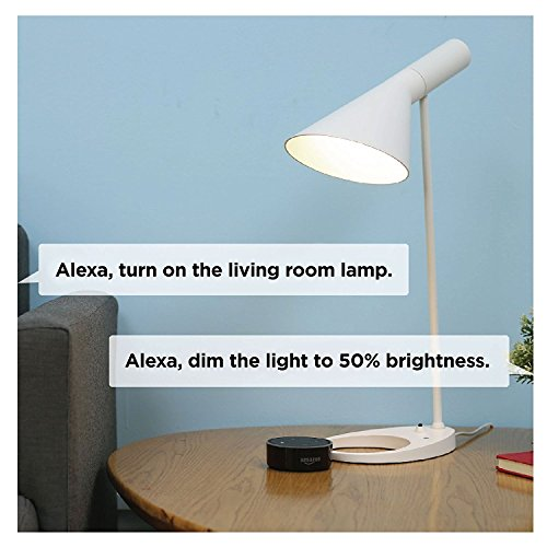 Sengled E11-G13 Smart LED Soft White A19 Bulb Hub Required, 2700K 60W Equivalent, Works with Alexa, Google Assistant & SmartThings, 4 Pack