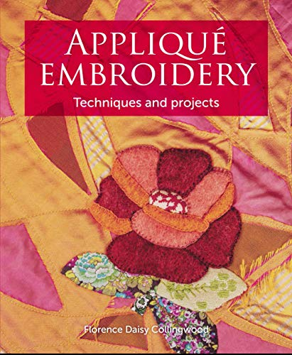 Applique Embroidery - Stranded Silk