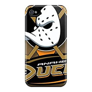 Case Cover Anaheim Ducks/ Fashionable Case For Iphone 4/4s