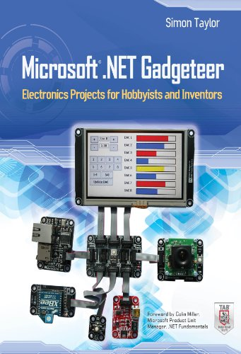 Download Microsoft .NET Gadgeteer: Electronics Projects for Hobbyists and Inventors Pdf