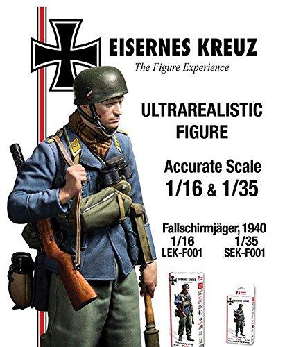 Eisernes Kreuz 1:72 Fallschirmjager, 1940