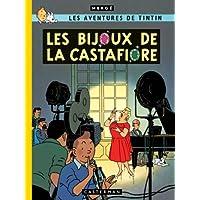 Les Aventures de Tintin : Les Bijoux de la Castafiore : Edition fac-similé en couleurs