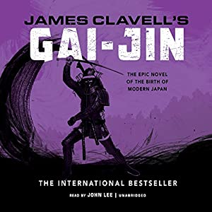 Gai-Jin | Livre audio