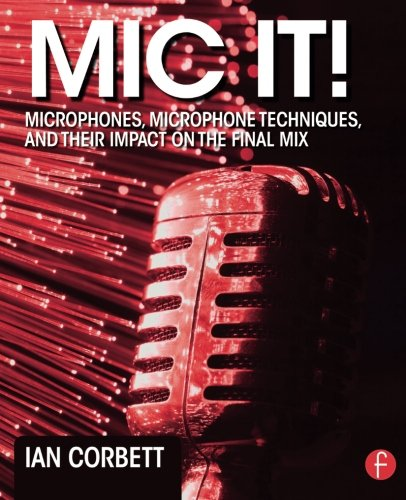 Mic It!: Microphones, Microphone Techniques, and Their