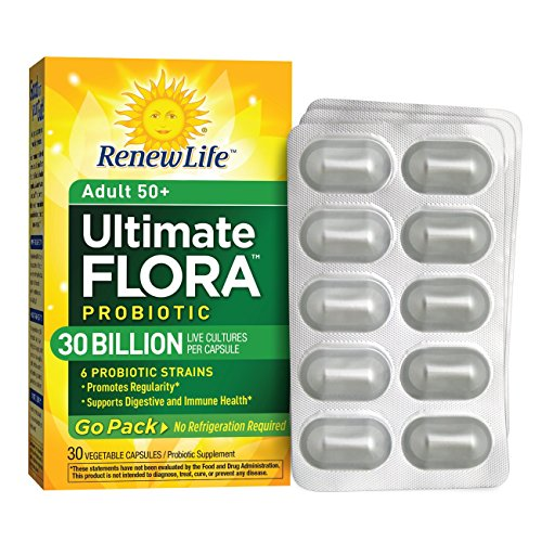 Renew Life Probiotic Ultimate Capsules
