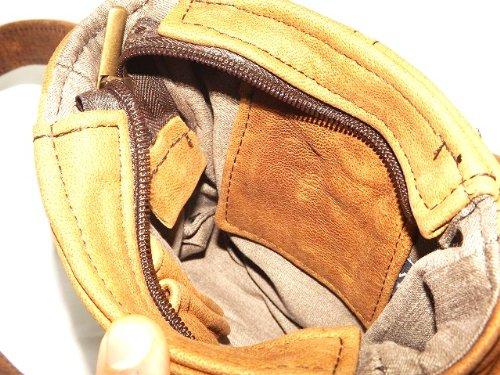 Precio Al Por Mayor En Línea Borsello in pelle uomo artigianato italiano L16XH15XP3 cm Mod : Mini Dumbo Brown Grandes Ofertas En Línea Último 8IrusZ