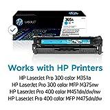 HP 305A   CE411A   Toner-Cartridge   Cyan   Works