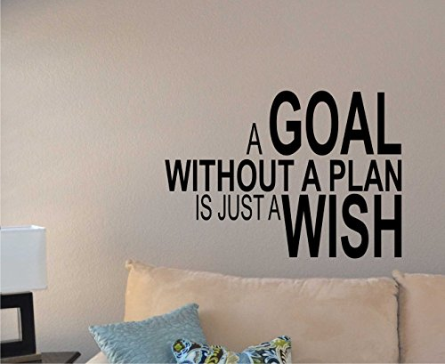 Blue Monkey Graphics a Goal without a Plan is Just a Wish